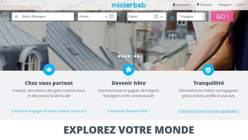 Turismo Turismo Misterbnb, l'Airbnb pour les gays, intègre une assurance à chaque location