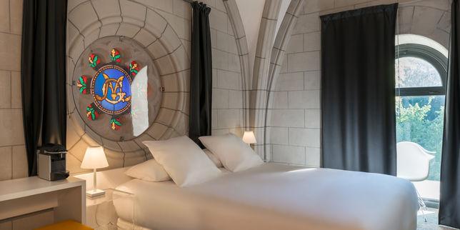 Turismo Turismo Cinq autels pour dormir comme un pape