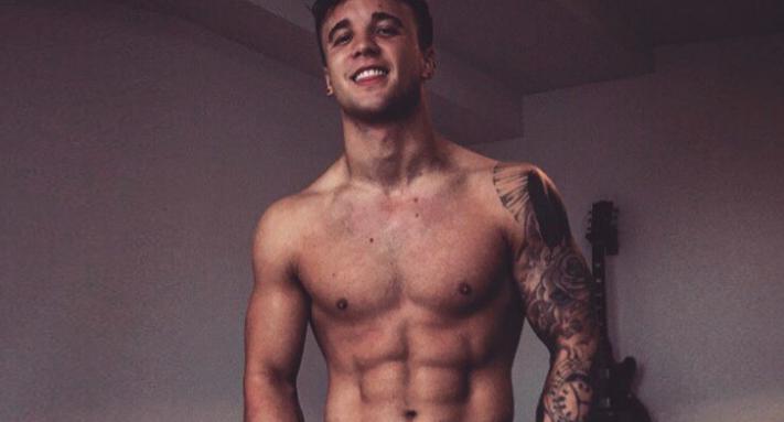 Actualidad Actualidad ¡Se filtra video sexual de Sam Callahan, cantante de X Factor!