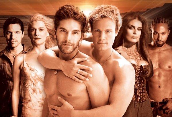 Actualidad Actualidad 'Dante's Cove': la serie porno gay fantástica podría volver