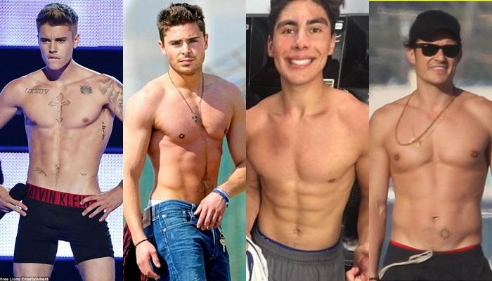 Actualidad Actualidad Las FOTOS DE PENES FAMOSOS más escandalosas del 2016 ¡Justin Bieber, Zac Efron, Shawn Mendez y hasta el hijo de Chayanne!